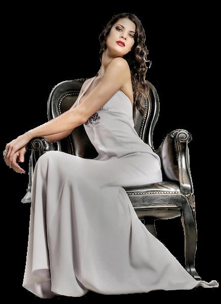 Картинки сидящая женщина