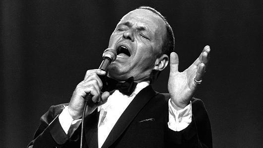 Frank Sinatra - Любимые песни - 2012